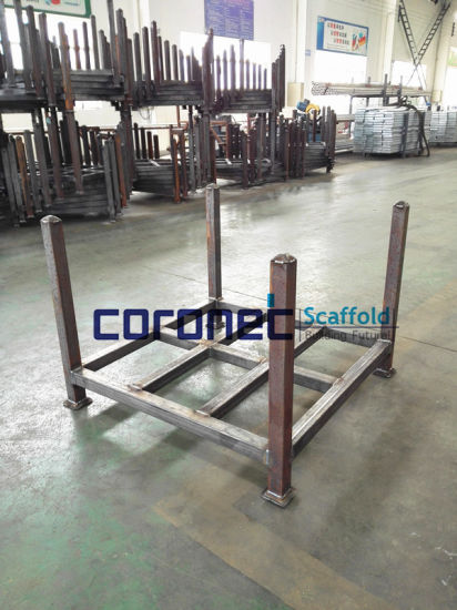 ANSI Certified Building Material/Construction High Quality Steel Storage  Pallet (CSSP)