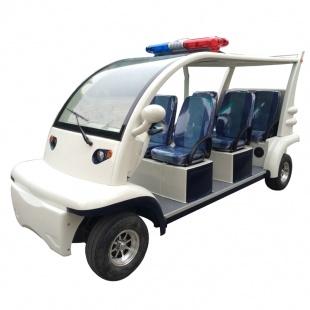 Electric Patrol Car, 6 Seats Facing Forward, Eg6063pb