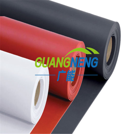Cloth Insertion Rib Rubber Sheet/Factory Rib Rubber Sheet (Low Price) pictures & photos