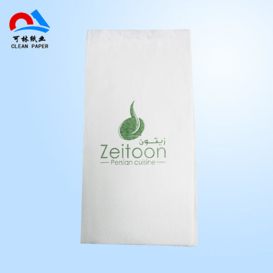 1/8 Folding Disposable Restraunt Napkin Producer