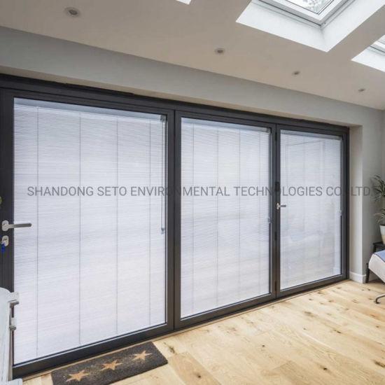 Office Window 25mm Curtain Horizontal