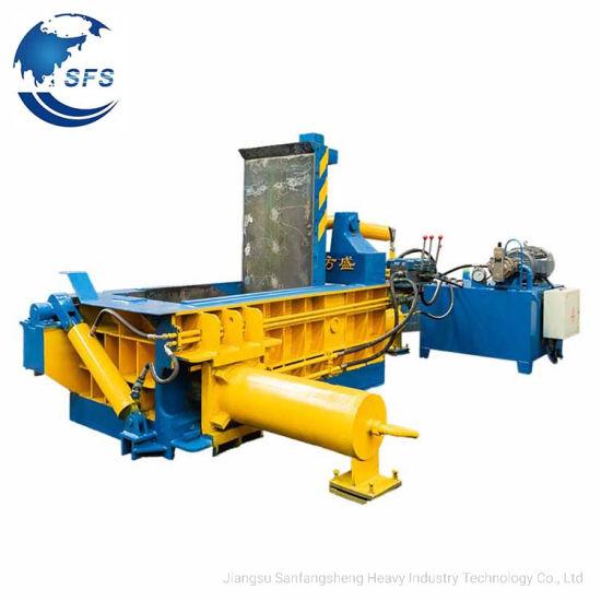Hydraulic Press Horizontal Scrap Metal Baler Machine