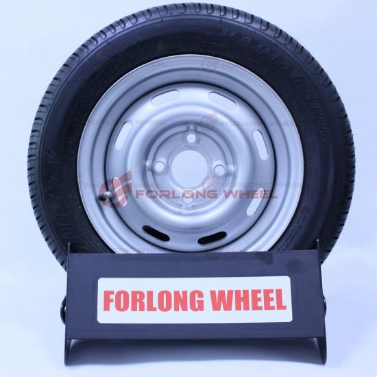 13inch High Speed Trailer Tyre with Steel Wheel with ECE&TUV Certificate