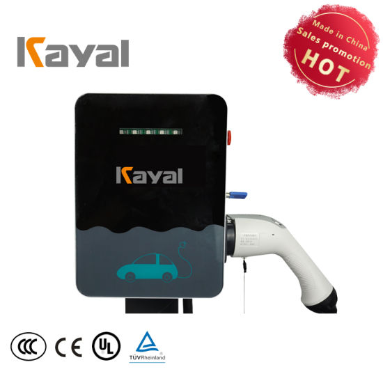 Electric Car Power Supply Home AC 7kw Charging Station