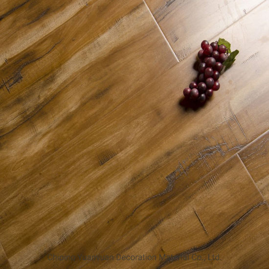 Wooden Floor Easy Click Engineered 8.3mm 12.3mm HDF AC3 Class31 Square Edge/U-Groove/V-Groove Laminate/Laminated Flooring