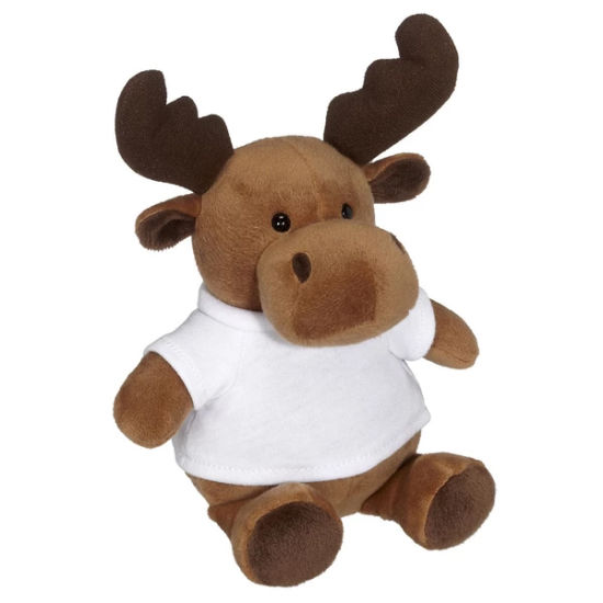Custom Made Plush Reindeer Toy Stuffed Christmas Gifts