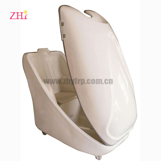 Fiberglass Accessories Body Part for Skin Beauty Equipment Custom Made