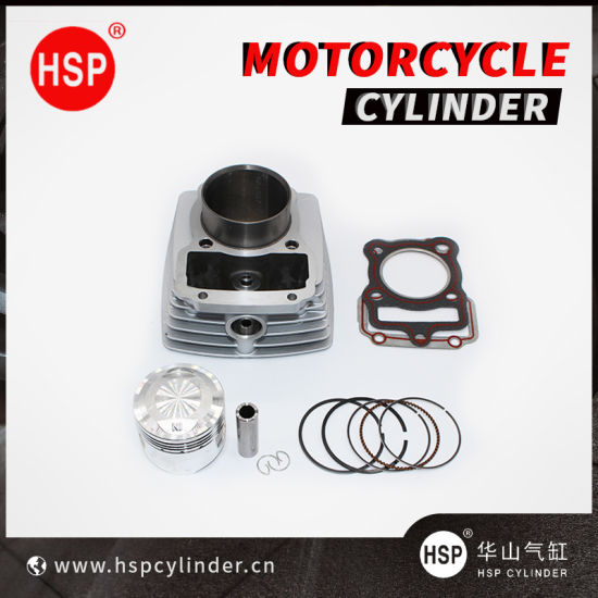 High Quality Motorcycle Parts Cylinder Kit for Honda CG150 AKT150 SY150