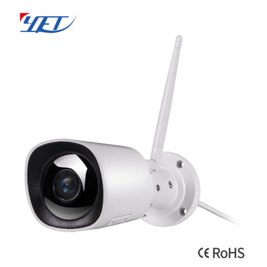 Comprehensive Measurement of Radio Frequency IP Camera Yet-Wy04