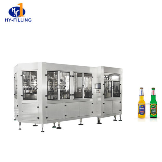 Wholesale Price Automatic Beer Bottling Filling Machine Production Line