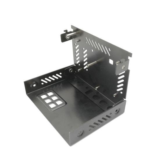 Custom Metal Welding and Powder Coating Process for Sheet Metal Part