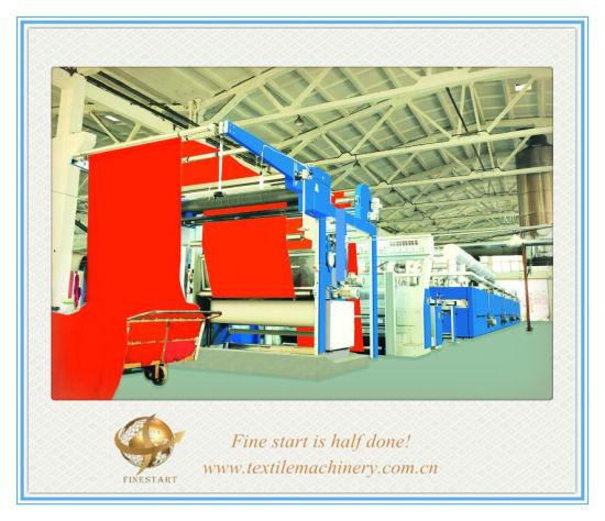 Heat-Setting Machine Stenter of Textile Finishing Machinery