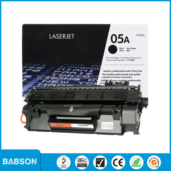 Ce505A 05A Ce505X 05X Compatible Laser Toner Cartridge for HP 2030/2035