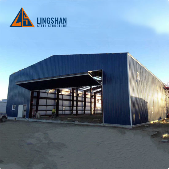Design Steel Structure Easy Assembled Workshop