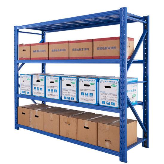 Light Duty Metal Warehouse Storage Shelf