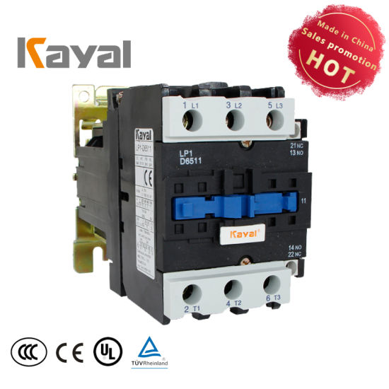 2019 Hot Contactor Made in Wenzhou, China Magnetic Contactor Electrical Contactor pictures & photos