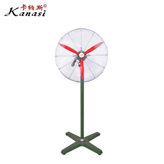 20 Inch Pedestal Fan with Metal Blade for Industrial Appliance