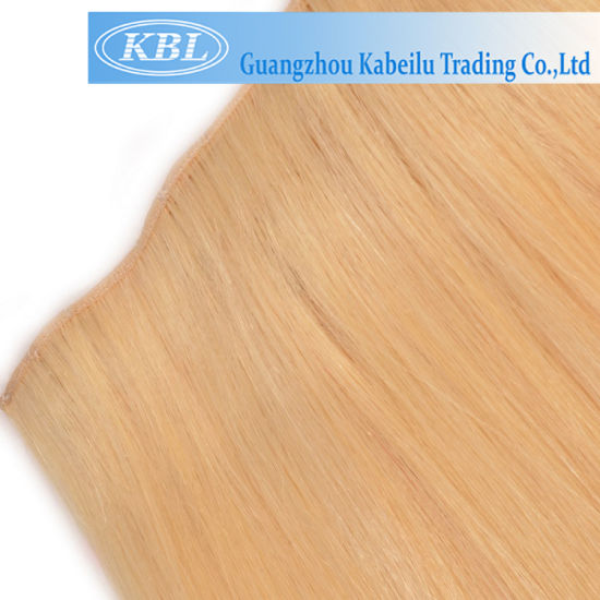 100% Unprocessed Mumbai Light Ash Brown Human Hair Silver Wig pictures & photos