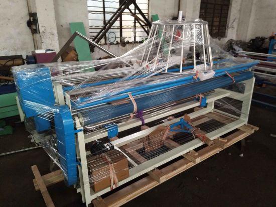 Straight Bias Fabric Textile Rolling Machine