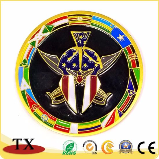 Customized Metal Medal and Challenge Coin