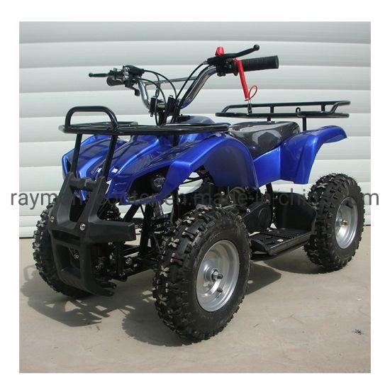 2020 New Ce Approved 500W/800W/1000W Electric Mini Kids ATV Factory