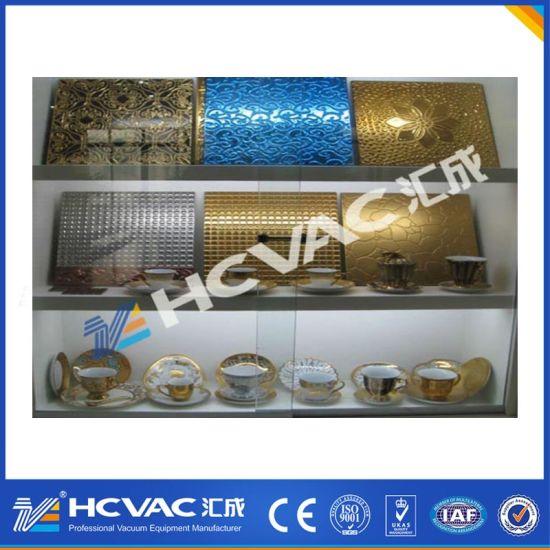 Ceramic Titanium PVD Golden Coating Machine Plant