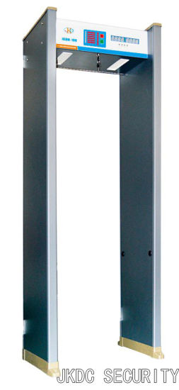 Security Products Full Body Scanner Industrial Door Frame Metal Detector Jkdc-100 pictures & photos