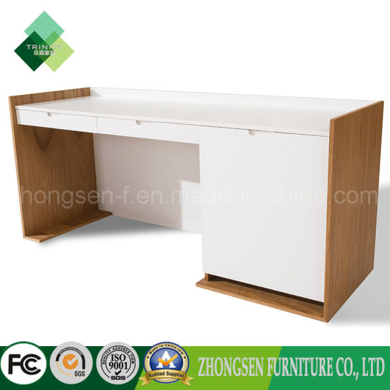China 3 Star Hotel Bedroom Furniture Double Colour Dresser For Sale