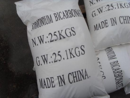 Ammonium Bicarbonate Used for Biscuits