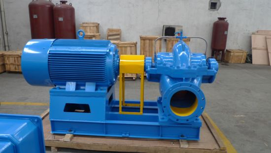 Double Suction Centrifugal Pump (TPOW) pictures & photos