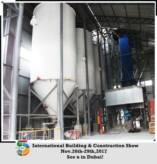 China Good Performance Plaster Powder Plant Price - China