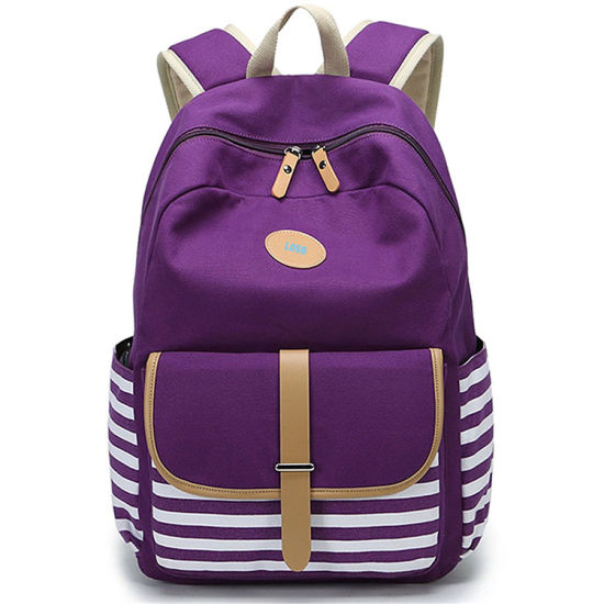 2018 Polyester Fashion Kids Rainbow Child School Backpack Bag pictures    photos