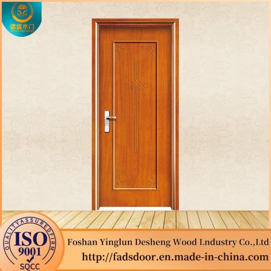 China Desheng Wooden Internal Pooja Room Doors Design Prices Turkish