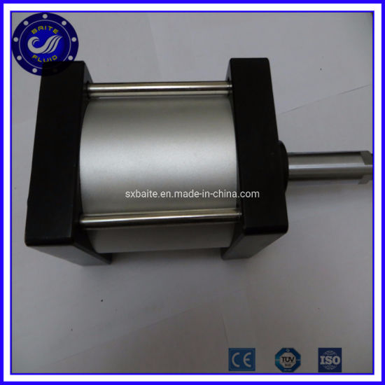 Adjustable Stroke Long Stroke Double Acting Pneumatic Piston Cylinder
