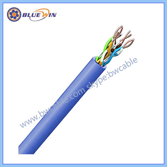 China Best Price UTP Cat5e LAN Cable Network LAN Cable 6 Wires LAN ...