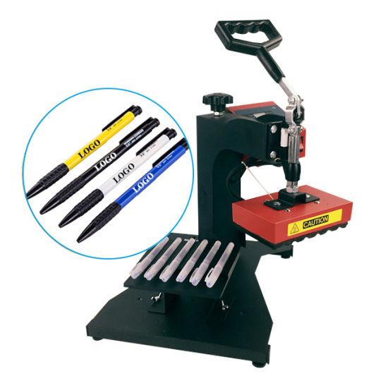 Digital Sublimation Coating Pencil Transfer Printing Heat Ball Pen Press  Machine