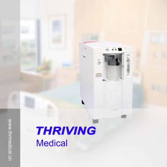 Thr-0c7f3 Hospital Medical Portable Oxygen Concentrator pictures & photos