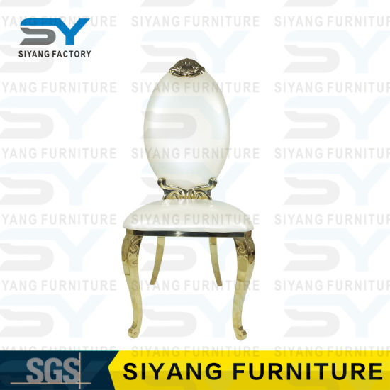 Furnitures Dining Chair Banquet Dining Room Chair White Wedding Chair pictures & photos