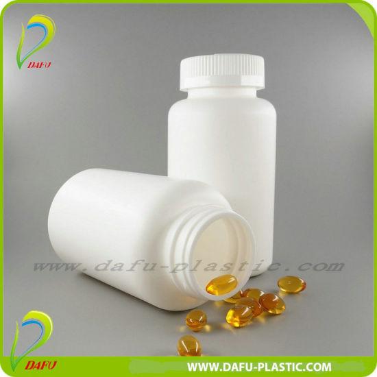 300ml Pharmaceutical HDPE Plastic Medicine Bottle Plastic Bottle