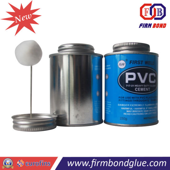 PVC Pipe Cement From Chemial Manufacturer  sc 1 st  Changsha Firm Bond New Material Co. Ltd. & China PVC Pipe Cement From Chemial Manufacturer - China PVC Glue ...