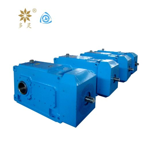 Nl Series Gear Box for Rubber and Plastics Dispersion Mixer pictures & photos