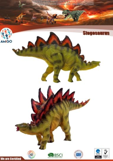 Hot Sale Toy with Dinosaur with Plastic for Collection pictures & photos