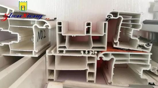 UPVC PVC Extrusion Profile Die Mould