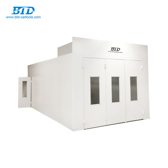 China Australian Design High-End Spray Booth for Sales Hot