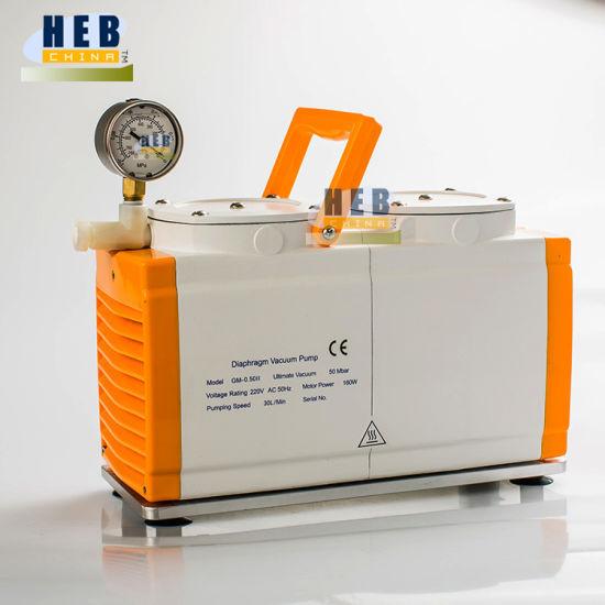 GM-0.50II Diaphragm Vacuum Pump for 5L Rotary Evaporator