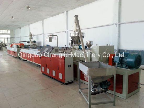 PVC Profile Production Extruder Line/ Profile Extruder Machine