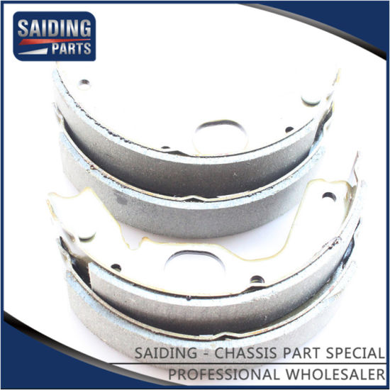 Professional Grade Drum Brake Shoe Set Mn102640 for Mitsubishi L400
