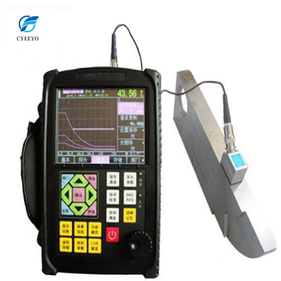 Ultrassonic NDT Digital Used Handheld Ultrasonic Portable Flaw Detector Metal