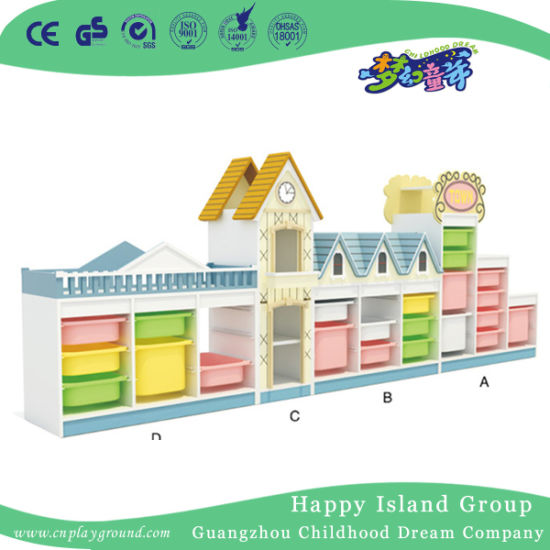 Personal Customized Storage Cabinet Combination for Kids Toy (HJ-6502)