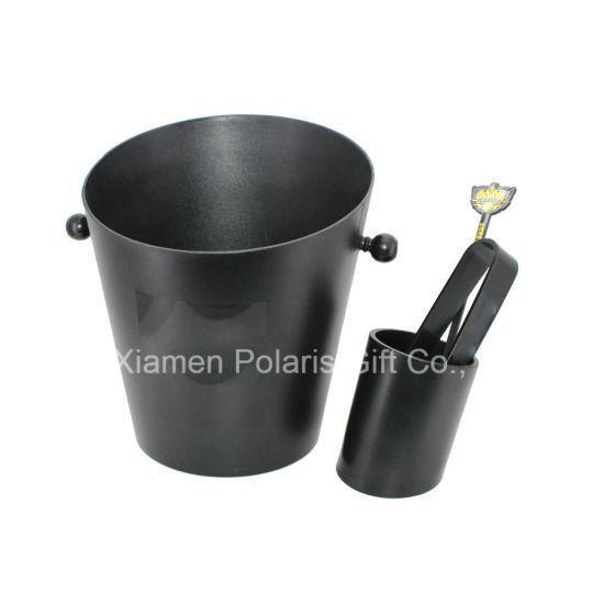 China Barware Set Wine Ice Bucket With Ice Tong And Muddler China